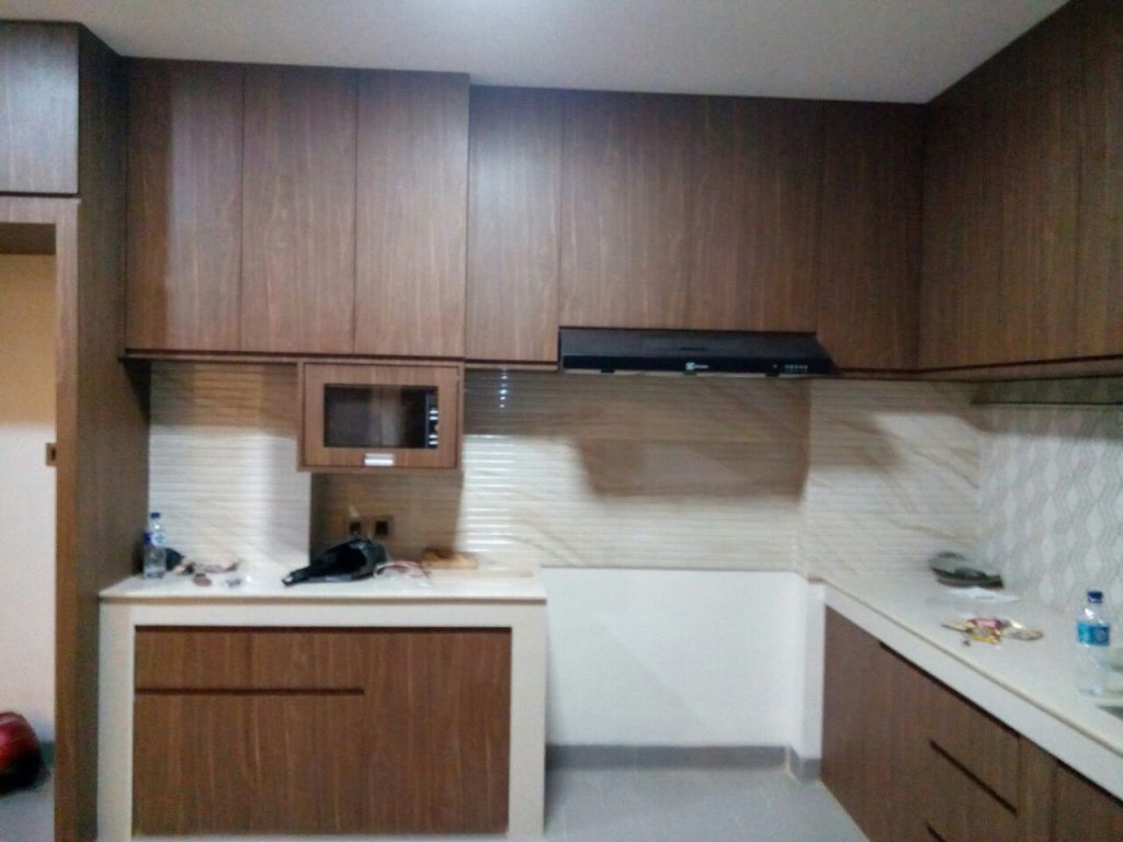 August 2016 kitchen set jakarta jasa pembuatan kitchen set for Kitchen minimalis